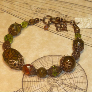 Vintage-Toggle-Bracelet